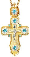 Pectoral chest cross no.106