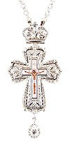 Pectoral chest cross no.118a