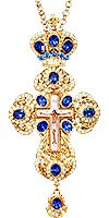 Pectoral chest cross no.158
