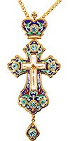 Pectoral chest cross - 129