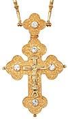 Pectoral chest cross no.95