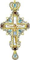 Pectoral chest cross no.134