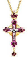 Pectoral chest cross no.14