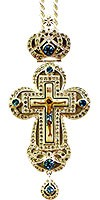Pectoral chest cross no.150a