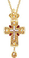 Pectoral chest cross no.107