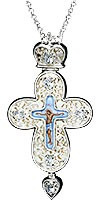 Pectoral chest cross no.141