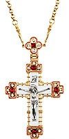 Pectoral chest cross no.137