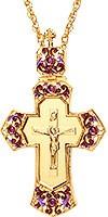 Pectoral chest cross no.173