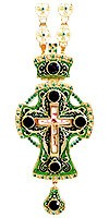 Clergy jewelry pectoral cross no.38