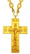 Archpriest pectoral cross (small) no.45