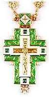 Clergy jewelry pectoral cross no.47