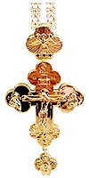 Clergy jewelry pectoral cross no.48