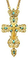 Clergy jewelry pectoral cross no.54
