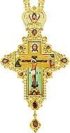 Pectoral cross - A78