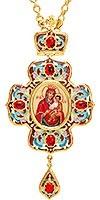 Bishop encolpion panagia - 267