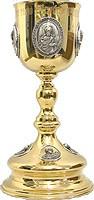 Communion cups: Chalice - 2 (0.75 L)