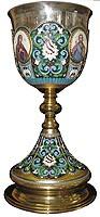 Communion cups: Chalice - 30 (1.5 L)