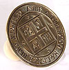 Russian Orthodox prosphora seal no.129 (Diameter: 6.3'' (160 mm))
