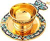 Jewelry communion scoop set - 8