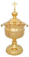 Vessel for water blessing - 6