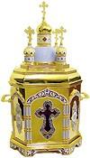 Jewelry relic box