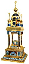 Jewelry tabernacles: Tabernacle - 40