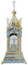 Jewelry tabernacles: Tabernacle - 46