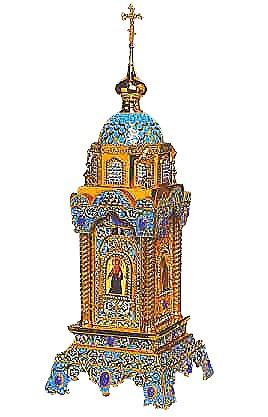 Jewelry tabernacles: Tabernacle - 52