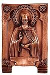 Table candlestands St. Sergius of Radonej