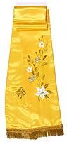 Embroidered bookmark Fashion