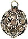 Ancient button - 3