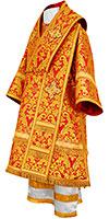 Bishop vestments - metallic brocade BG5 (red-gold)