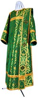 Deacon vestments - metallic brocade BG4 (green-gold)