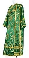 Deacon vestments - rayon brocade S2 (green-gold)