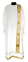 Clergy vestments: Orarion - B