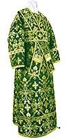 Subdeacon vestments - metallic brocade BG1 (green-gold)