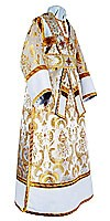 Subdeacon vestments - metallic brocade BG2 (white-gold)