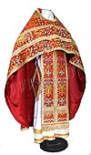 Clergy vestments: Russian Priest clergy vestment set BG6