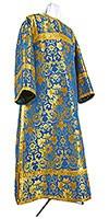Clergy stikharion - metallic brocade BG1 (blue-gold)