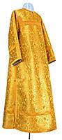 Clergy stikharion - metallic brocade BG4 (yellow-gold)