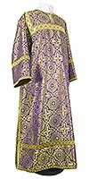 Clergy stikharion - rayon brocade S2 (violet-gold)