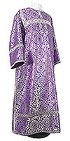Clergy stikharion - rayon brocade S2 (violet-silver)