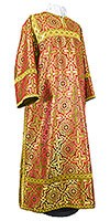 Clergy stikharion - rayon brocade S2 (red-gold)