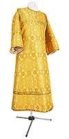 Child stikharion (alb) - rayon brocade S2 (yellow-gold)