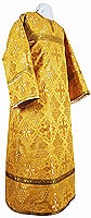 Child stikharion (alb) - rayon brocade S3 (yellow-gold)