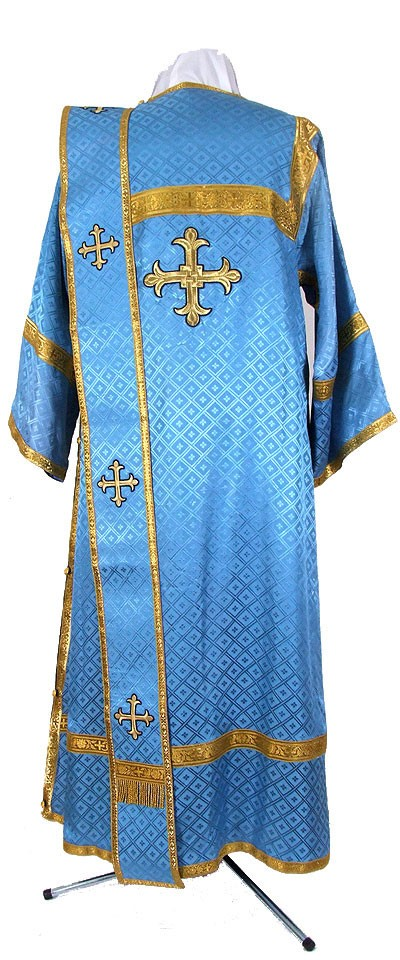 "Deacon vestments 40""/5'8"" (50/172) #132 - 25% off"
