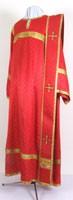 """Deacon vestments 47-48""""/5'9"""" (60/176) #133 - 25% off"""