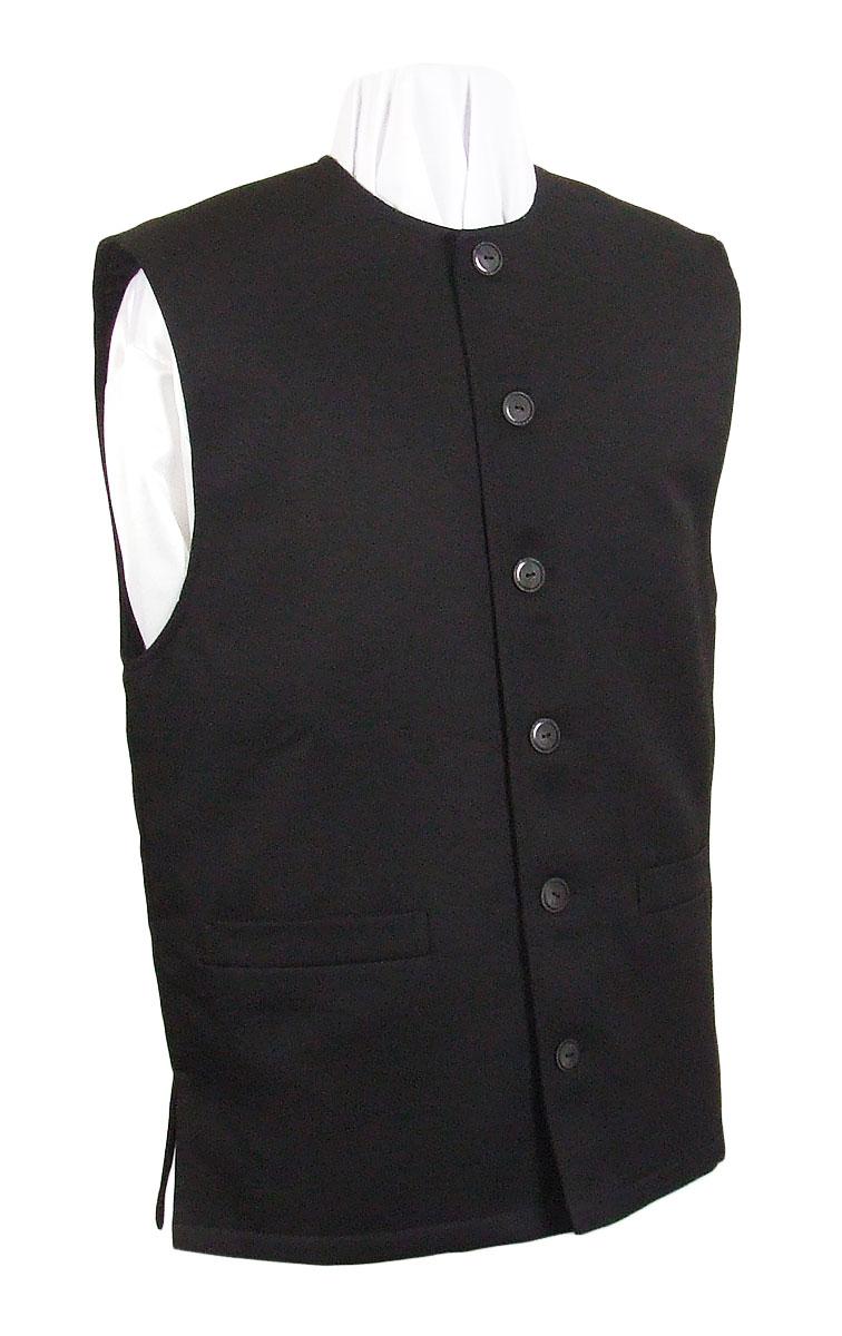 "Nun's clergy winter vest 44/5'4"" (56/164) #310"