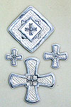 Turov cross vestment set