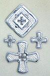 Turov cross vestment set